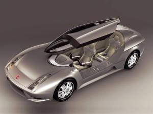 2007 Giugiaro VAD.HO Concept by Italdesign